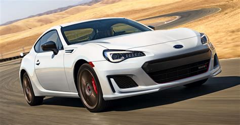 2020 Subaru BRZ tS returns to the US - only 300 units