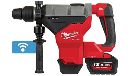 PERFORATEUR BURINEUR SANS FIL SDS-MAX MILWAUKEE M18 FUEL