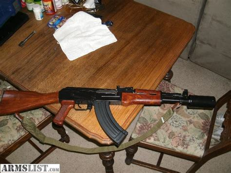 ARMSLIST - For Sale/Trade: Arsenal SA93 Bulgarian AK47