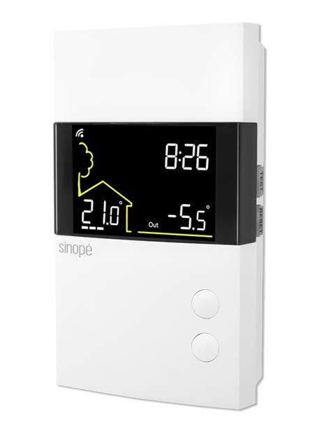 Thermostat for in-floor heating - Devices & Integrations