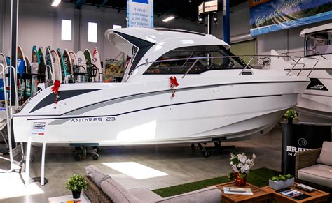 2019 Beneteau America Antares 23 Power Boat For Sale - www