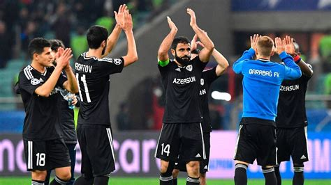 Qarabag 'will go out to win against Chelsea' in Champions