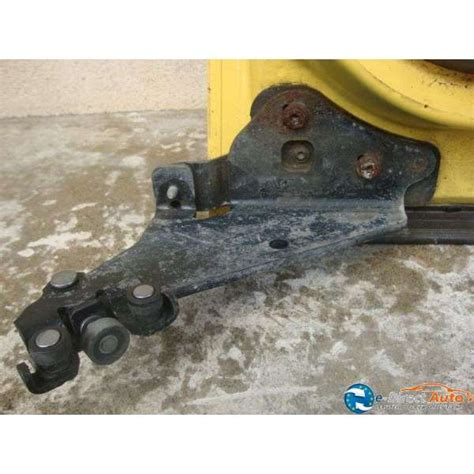 charniere a galet porte laterale coulissante renault kangoo 2