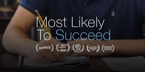 Movie Screening: Most Likely to Succeed