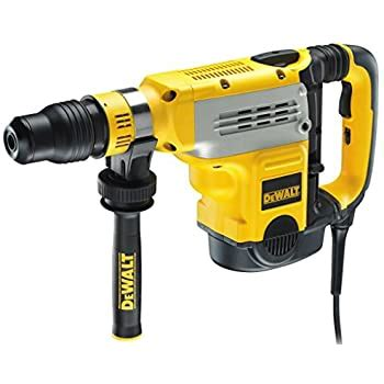 Marteau perforateur burineur DEWALT 6 kg 45 mm SDS Max