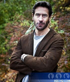 Swedish actor Ola Rapace has spoken about his work Skyfall