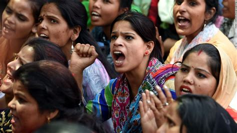 India rape case: rape of 8-year-old in Northern India