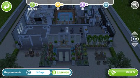 Pin by Pamela Pitre on The Sims Freeplay Houses   Sims