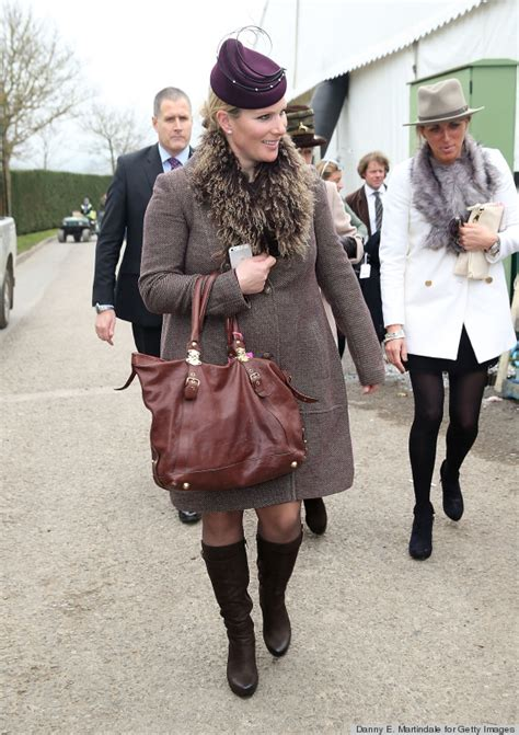 A Royal Fashion Faceoff At The Cheltenham Festival | HuffPost