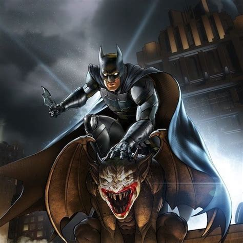 Batman: The Enemy Within -- The Telltale Series - IGN