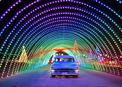Christmas In Color Is Utah's Largest Drive Thru Light Show
