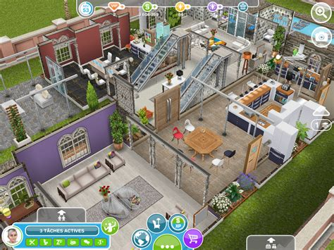 I just love to create houses and decorate them, this is