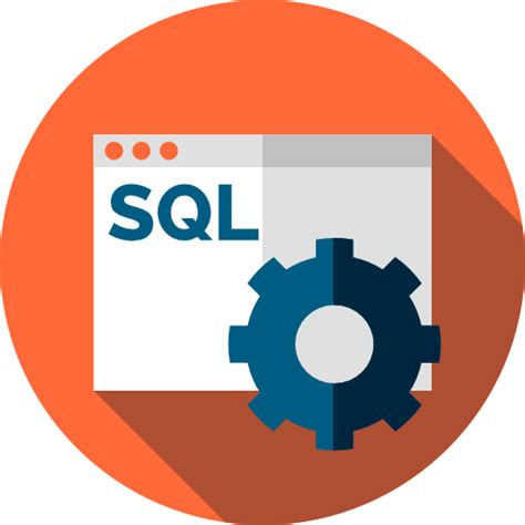 Sql - Free seo and web icons
