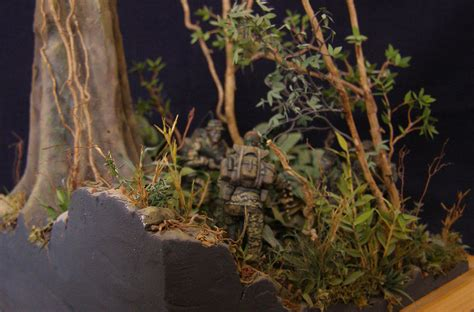 Photo 24 - In the Jungle of Vietnam | Dioramas and