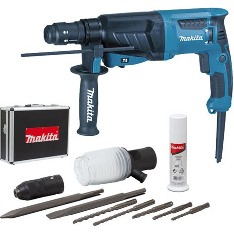 PERFORATEUR BURINEUR MAKITA HR2630TX4 - Machines