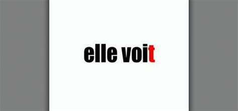 """How to Conjugate """"voir"""" in the present tense in French"""