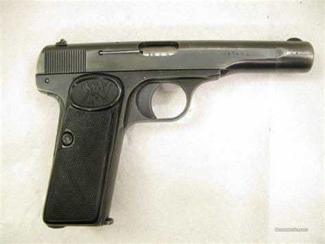 Browning FN M-1922 Nazi Proofed WaA/140 and Co